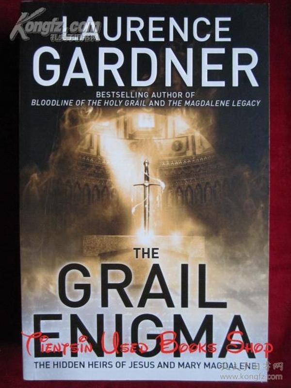The Grail Enigma: The Hidden Heirs of Jesus and Mary Magdalene(英语原版 平装本 历史传记)圣杯之谜:耶稣和玛利亚·抹大拉的隐藏继承人