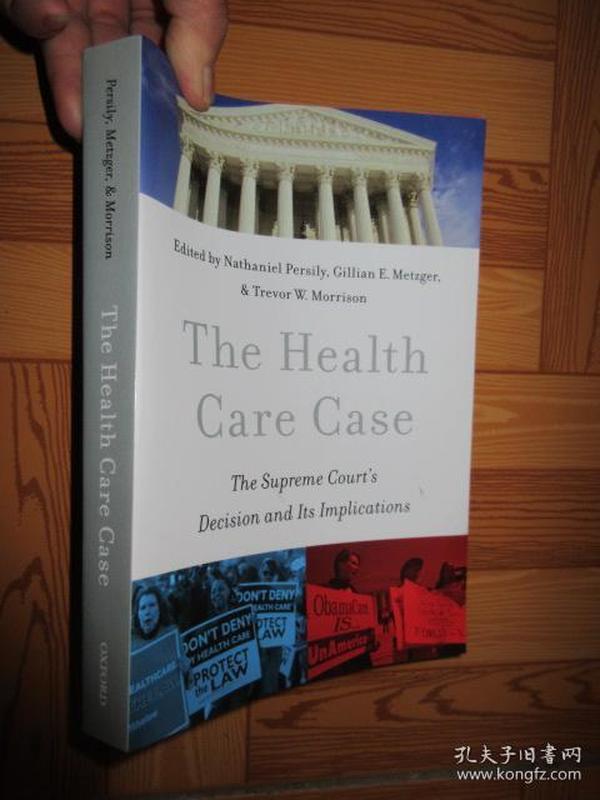 The Health Care Case: The Supreme Courts ...(详见图)