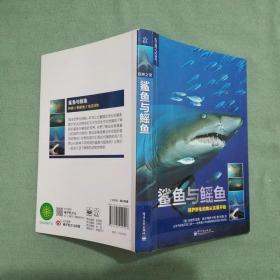 自然之灵 鲨鱼与鳐鱼(全彩)包快递