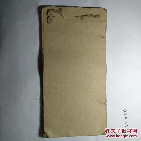 ☯2288清代空白宣纸一册,好几十页,品好,古籍修复,专用
