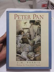 PETER PAN(精装大16开毛边本】