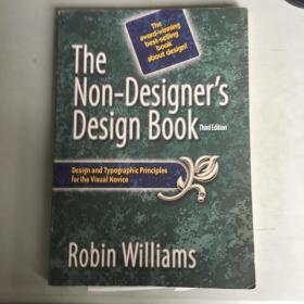 【特价】 The Non-Designers Design Book:Design and Typographic Principles for the Visual Novice9780321534040