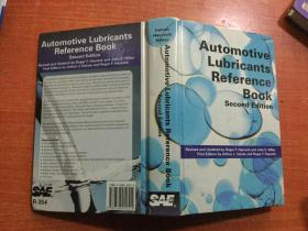 Automotive Lubricants Reference Book -Secong Edition 英文原版 精装