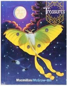 正版二手!Treasures: A Reading/Language Arts Program (5th Grade)9780021920129