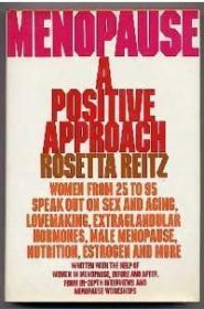 正版二手!Menopause: A positive approach