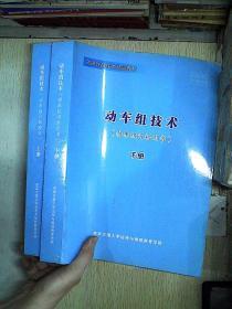 动车组技术(动车组司机用书)上下册  、。