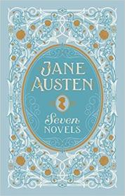Jane Austen (Barnes & Noble Collectible Classics: Omnibus Edition): Seven Novels (Barnes & Noble Leatherbound Classic Collection)