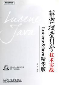 解密搜索引擎技术实战:Lucene&Java精华版