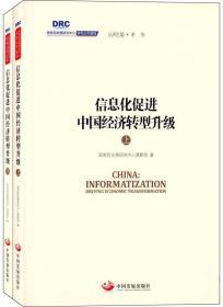信息化促进中国经济转型升级(套装共2册)