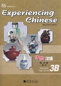 体验汉语高中练习册3B