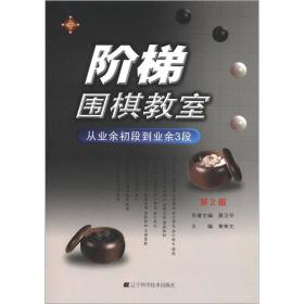 阶梯围棋教室 从业余初段到业余3段(第2版)