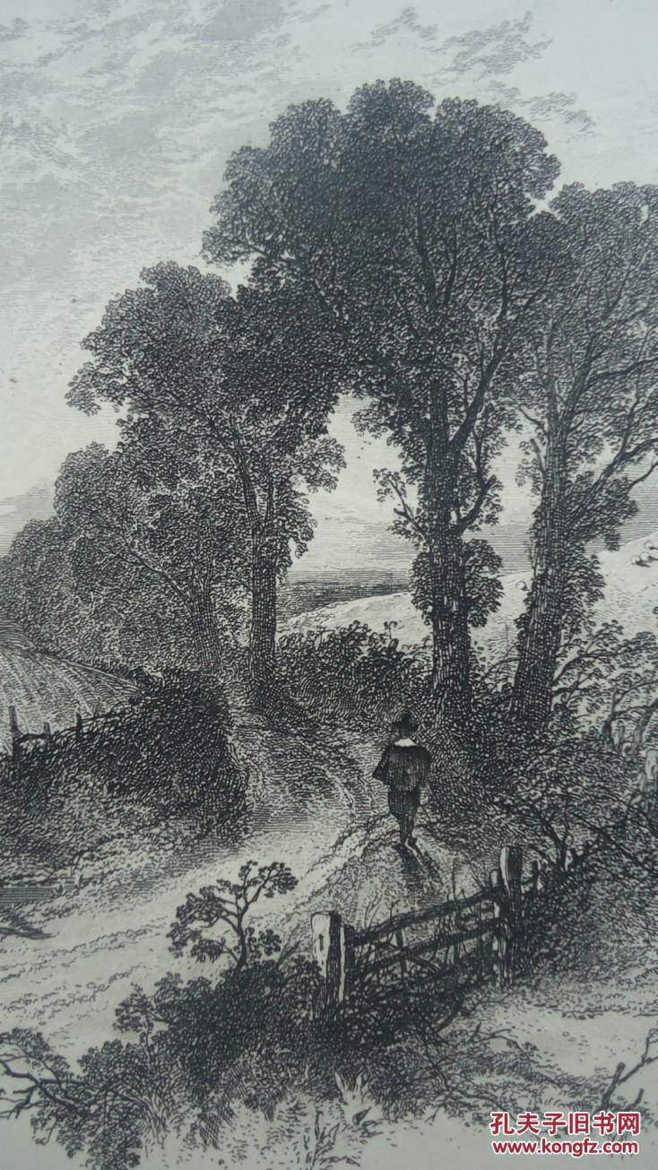 急袹�-�il�L_1859年milton\'s l\'allegro & il penseroso 弥尔顿《快乐者与沉思者》