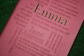 简奥斯汀 爱玛 Jane Austen Emma  英文原版名著