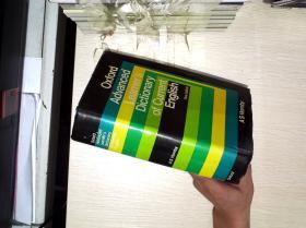 Oxford Advanced Learner,s Dictionary of Current English (牛津高级学习者当代英语词典)32开