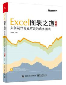 Excel 图表之道 如何制作专业有效的商务图表 典藏版