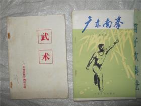 武术 广东师院体育教研室编