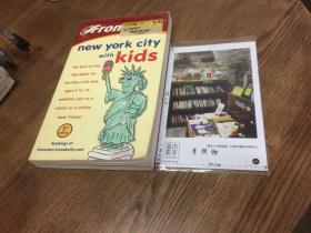 英文原版  new york city with kids  [7th Edition] 【存于溪木素年书店】