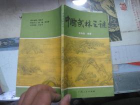 中国武林之谜