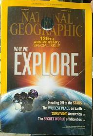 NATIONAL GEOGRAPHIC 美国国家地理杂志2013-6