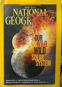 NATIONAL GEOGRAPHIC 美国国家地理杂志2013-7