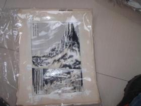 17   90年代出版过的名家动漫原稿 64张 长40厘米宽30厘米 看详图微信