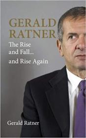 英文原版书 Gerald Ratner: The Rise and Fall...and Rise Again