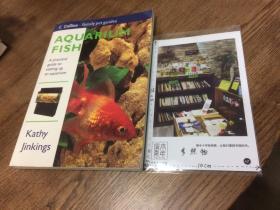 英文原版 Aquarium Fish 水族馆鱼 【存于溪木素年书店】