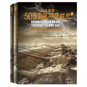 二战德军503重装甲营战史(上下)