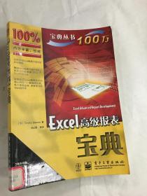 Excel高级报表宝典(馆藏书)