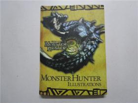 MONSTER HUNTER ILLUSTRATIONS 怪物猎人 3 原画设定集