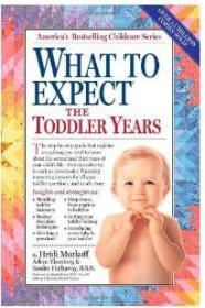 正版二手!What to Expect the Toddler Years 9780761152149