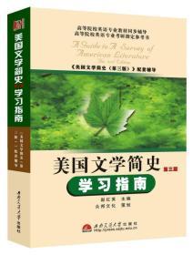 美国文学简史:学习指南(第3版)