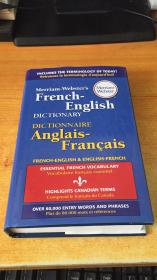 Merriam-Webster`s French-English Dictionary(原版英文)