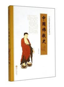 中国佛教史/中国文化艺术名著丛书
