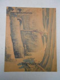 Bonhams 香港邦瀚斯2016中國書畫(貨號8)