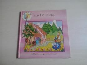 Reading is fun:Hansel Gretl(童话英文原版 彩色连环画)精装