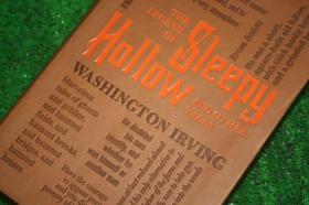 睡谷传说 The Legend of Sleepy Hollow and Other Tales  英文原版名著