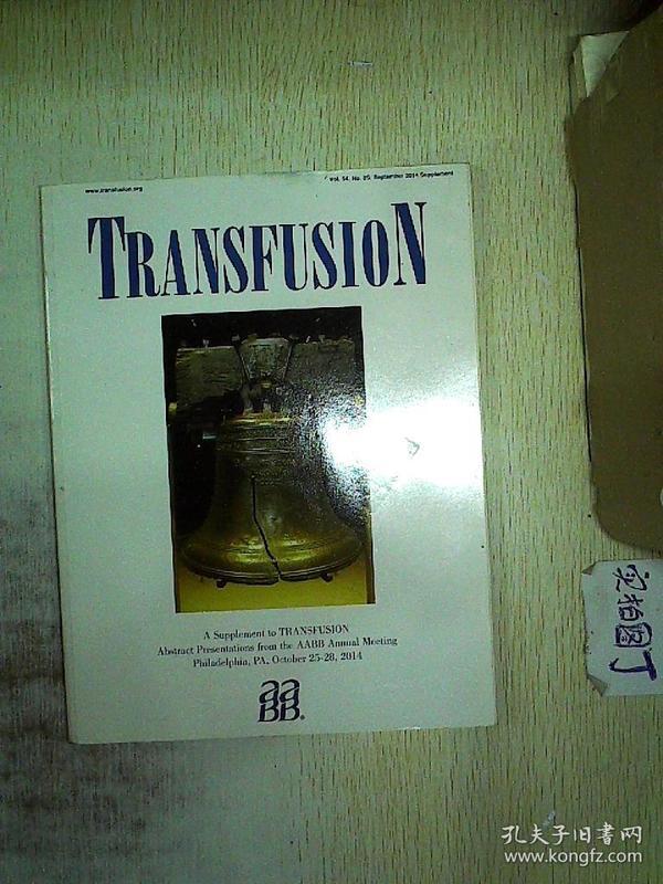 TRANSFUSION VOL.54.NO.2S