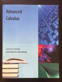 Advanced calculus   Revised edition   英文原版