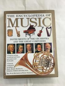 THE ENCYCLOPEDIA OF MUSIC 音乐百科全书