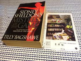 英文原版  Sidney Sheldons Mistress of the Game 【存于溪木素年书店】