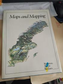 map and mapping 【有破损 见图 不严重】