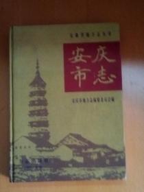 安庆市志上下