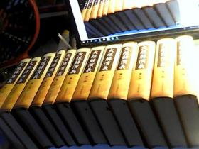 大经解演义节录 第一册~第十册 总12册全 北京法源寺 【(全12册) 精装,重11公斤】