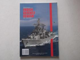 Indian Defence Review 2010-2012年 九本合售