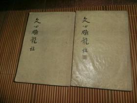 文心雕龙注 (全二册) C3