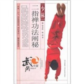 中国武术绝招丛书:少林二指禅功法阐秘