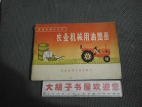 农业机械用油图册