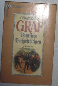 graf :bayrische dorfgeschichten