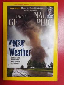 NATIONAL GEOGRAPHIC, SEPTEMBER 2012